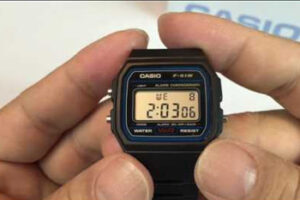 Casio-Watch-Tips