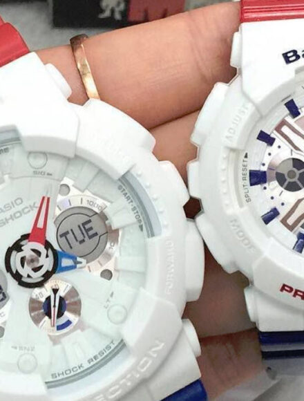 difference between g-shock and baby-g